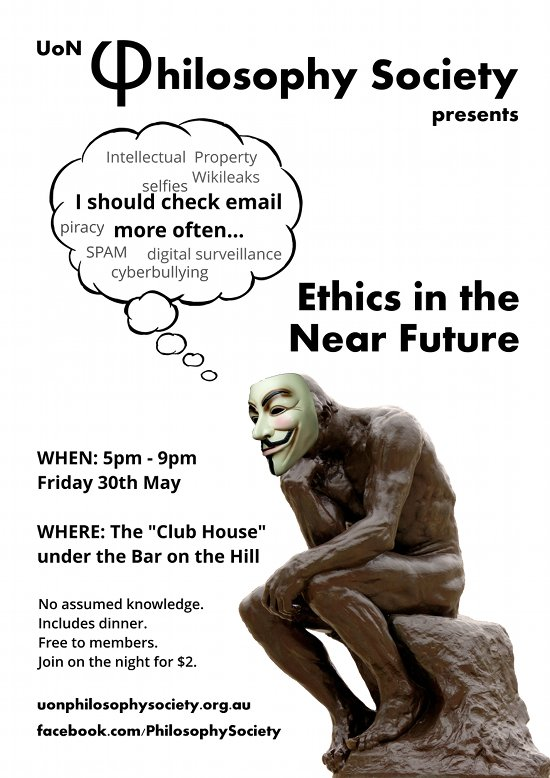 Ethics in the Near Future – Round-table